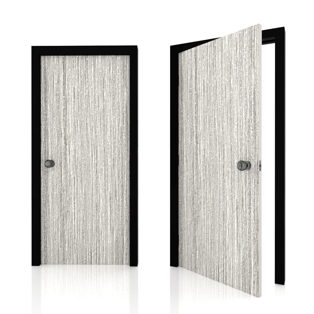 Bedroom_Bed room door_Green Label CORE 8_Special Woodgrain AS9