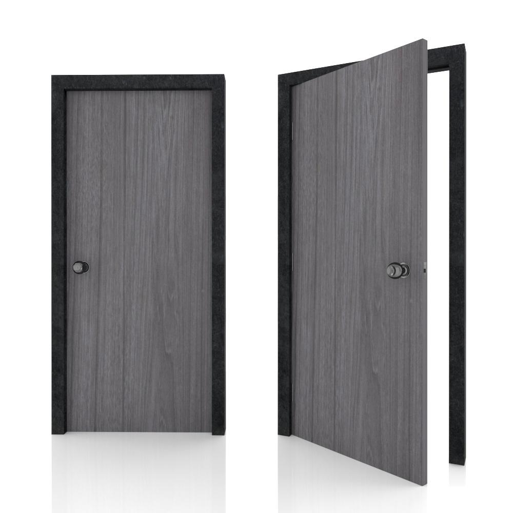 Bedroom_Bed room door_Green Label CORE 8_Special Woodgrain BD812