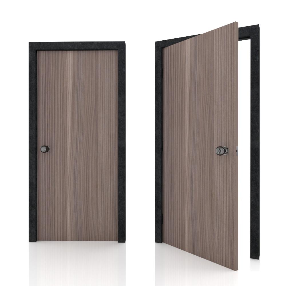 Bedroom_Bed room door_Green Label_Special Woodgrain OM1