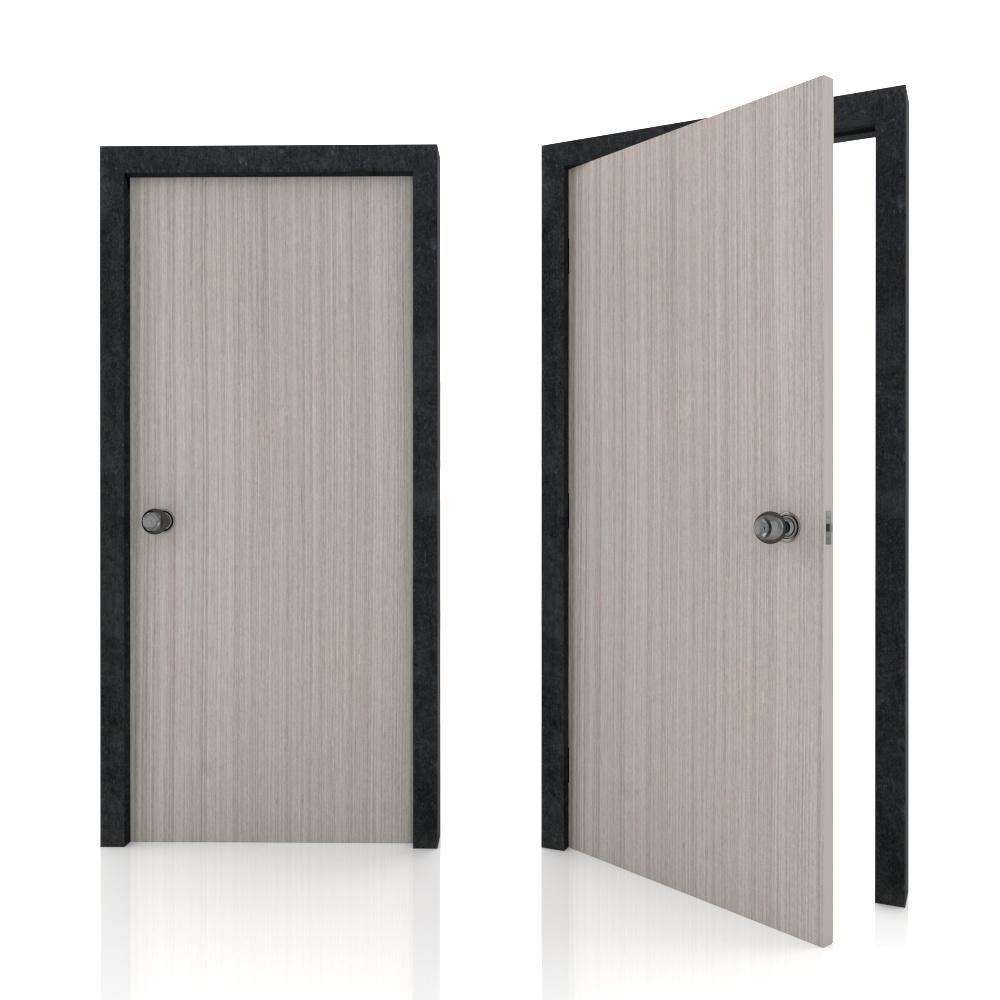 Bedroom_Bedroom door_PE Melamine_34P