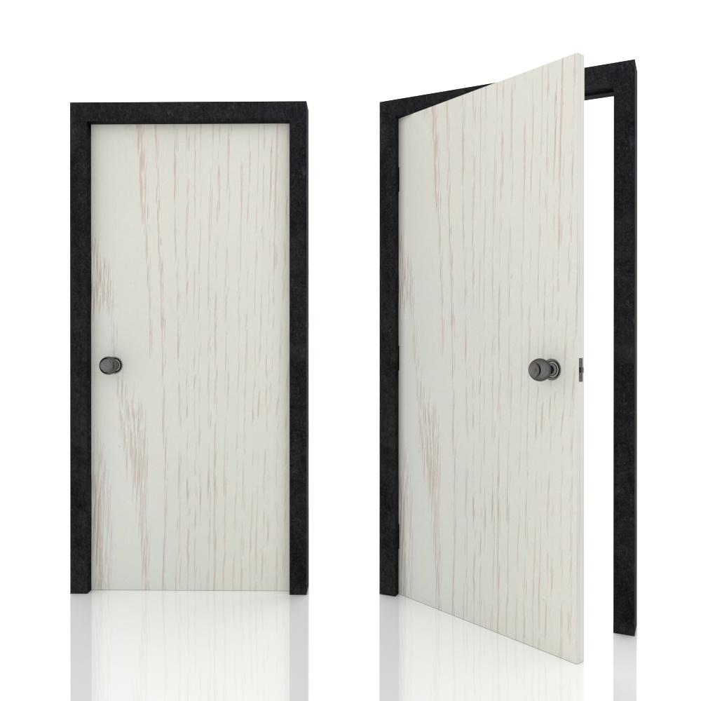 Bedroom_Bedroom door_PV_SD004PV